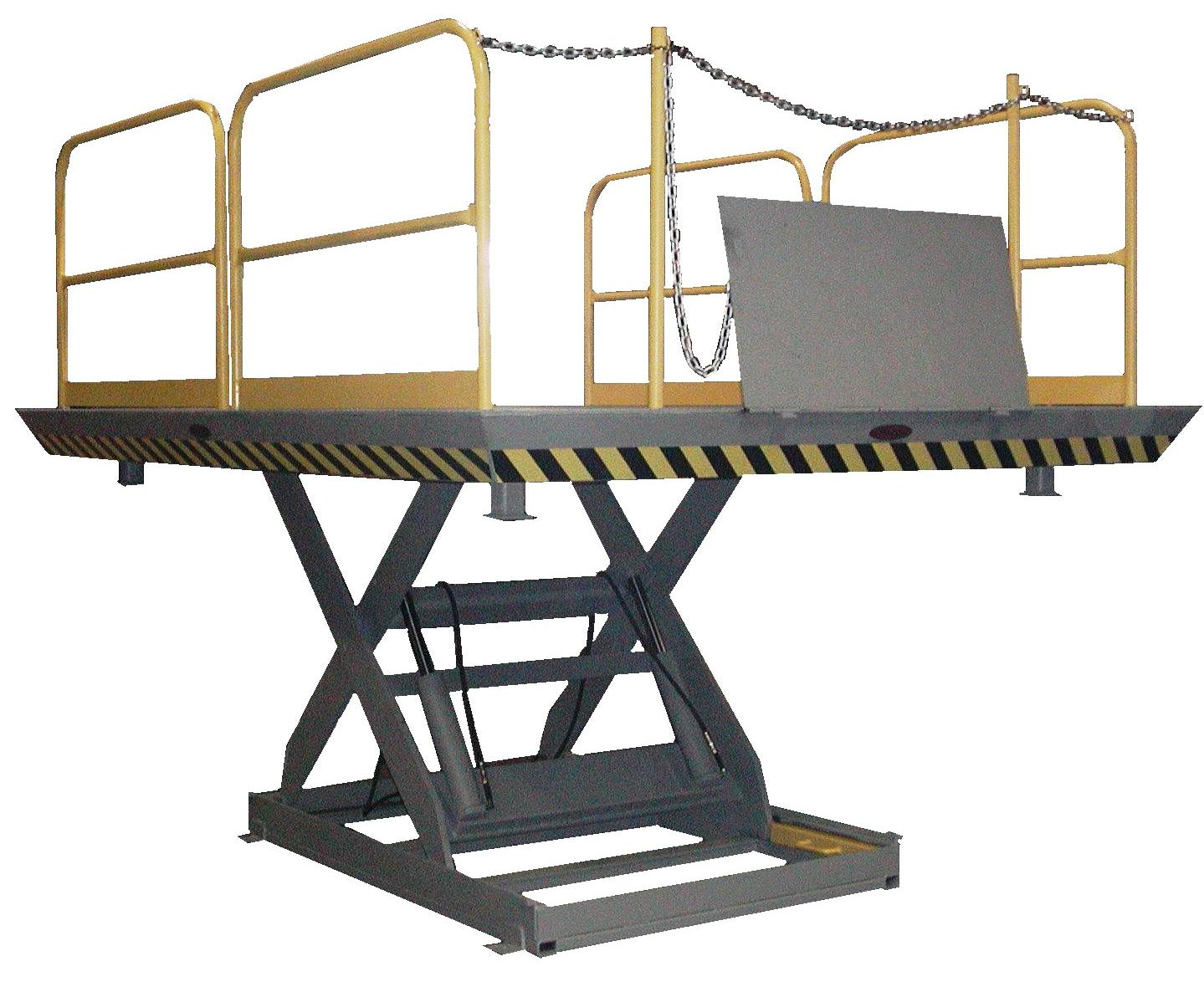 heavy duty dock lifts
