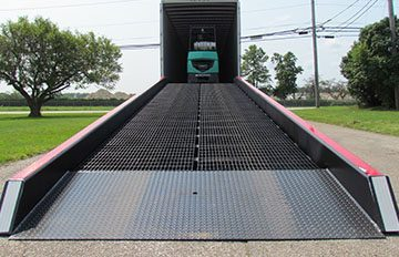 YARD-RAMP-SITE Mobile Yard Ramps Low End Plate