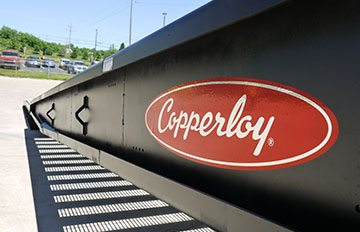 Side Plates for Mobile Yard Ramps from Copperloy®