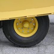 loading dock equipment mobile ramps tires
