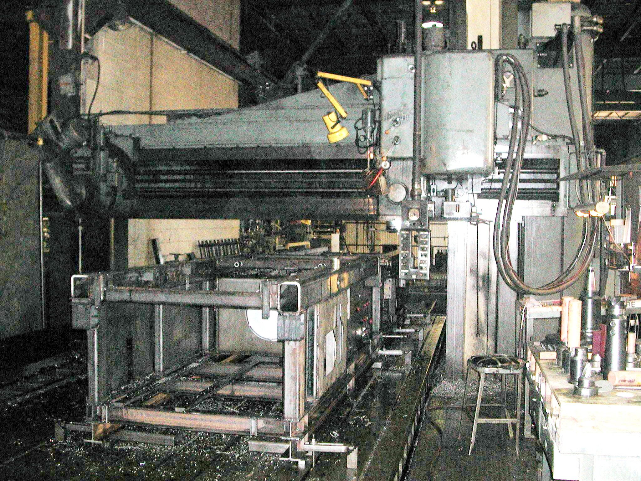 custom steel fabrication mill