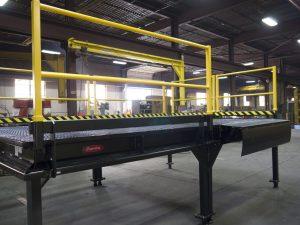 Extended Loading Platform
