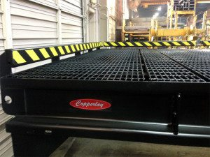 Portable Loading Dock from Copperloy®
