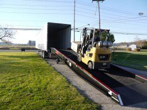 aluminuml truck ramps Copperloy®