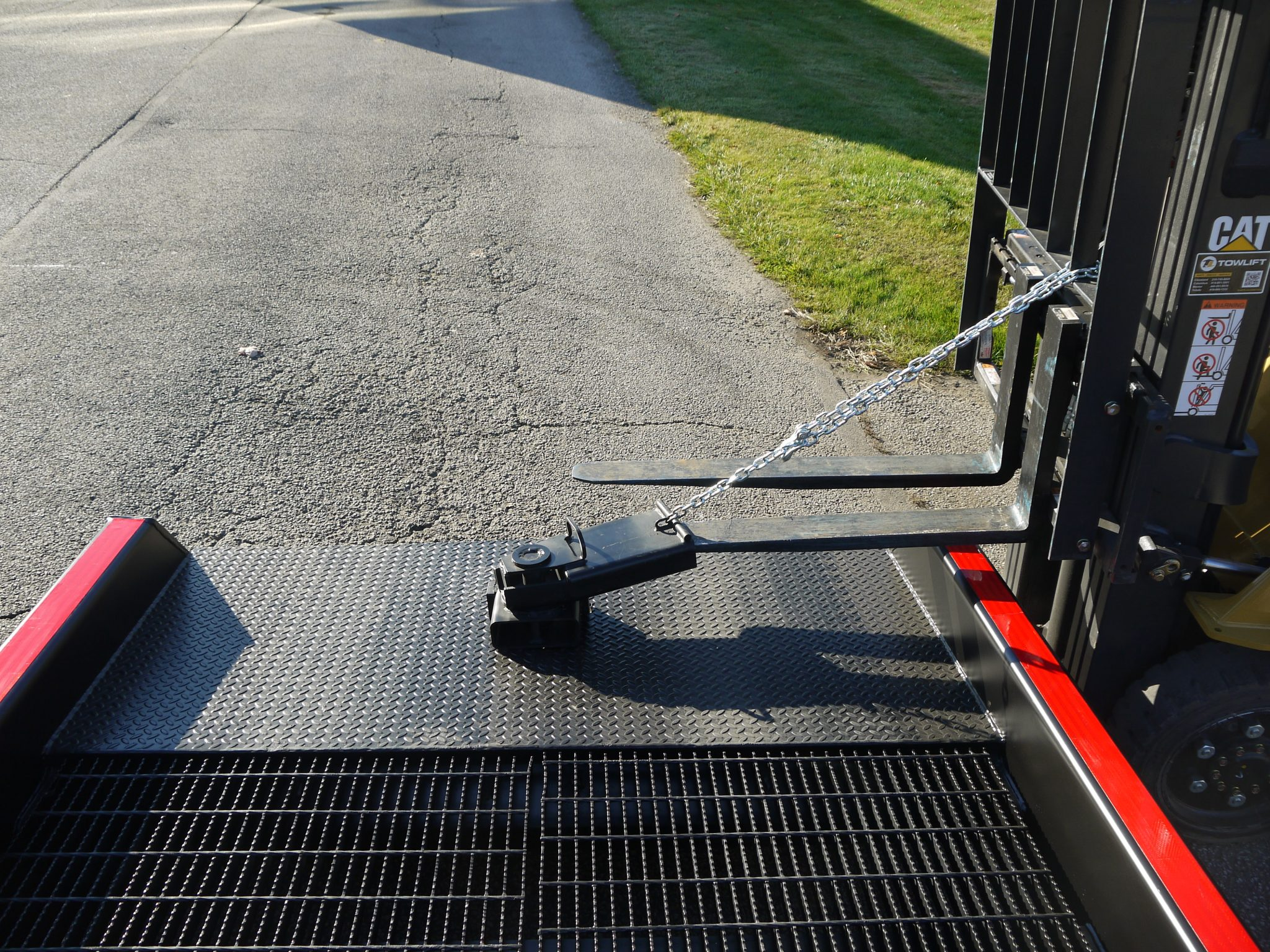 Truck Ramps from Copperloy®