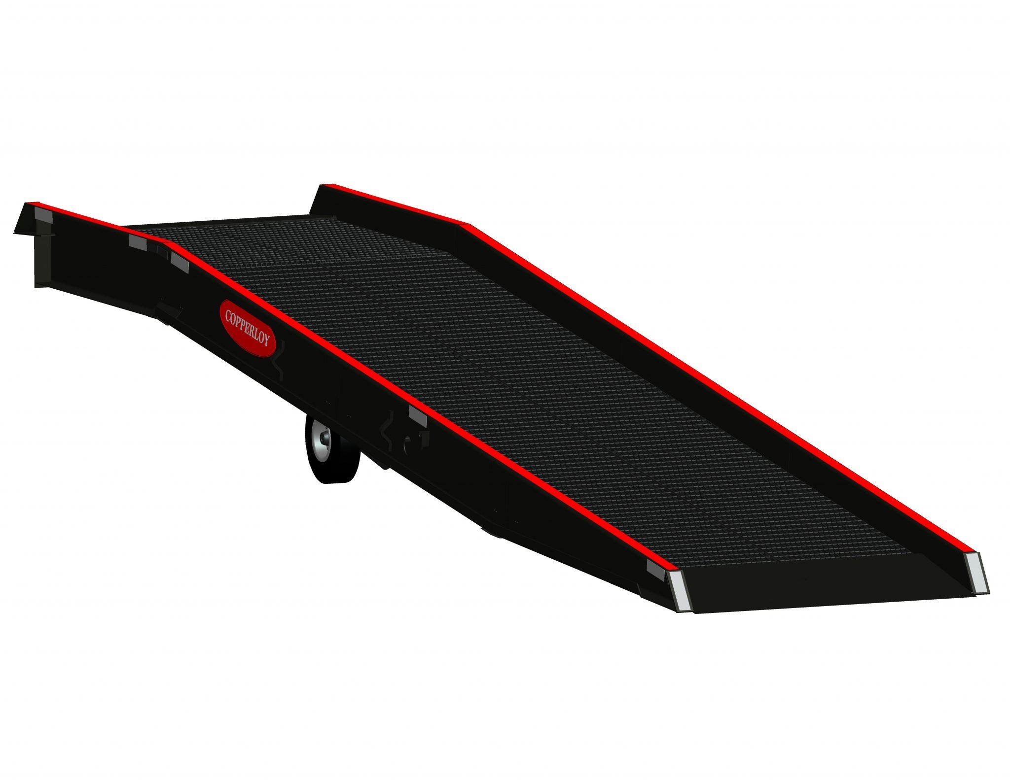 Utah yard ramps