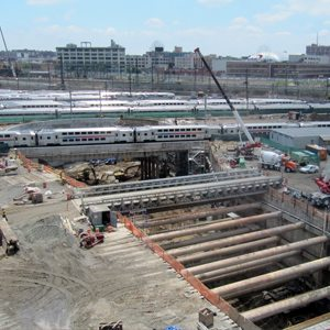 Queens tunnel project