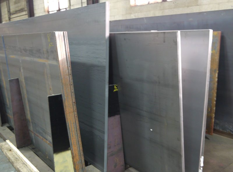 A572-50 Steel for Yard Ramps
