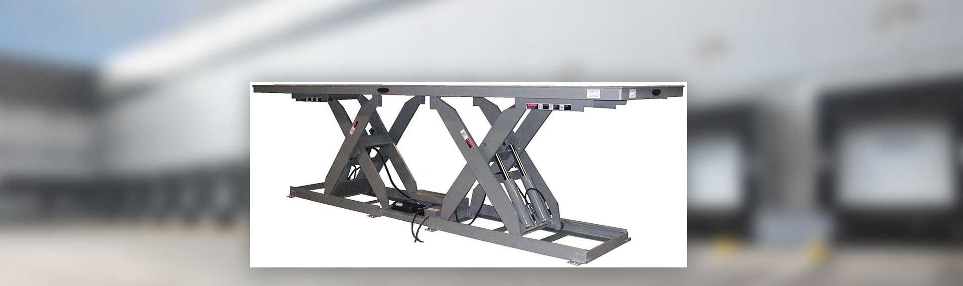 YARD-RAMP-SITE lift table double long