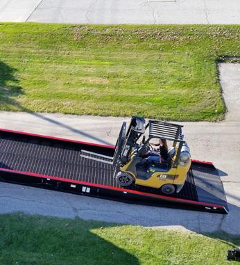 Forklift Ramps