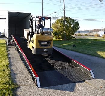 Mobile Yard Ramps