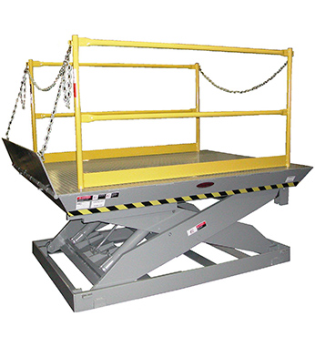 Pit-Mount Loading Dock Lifts