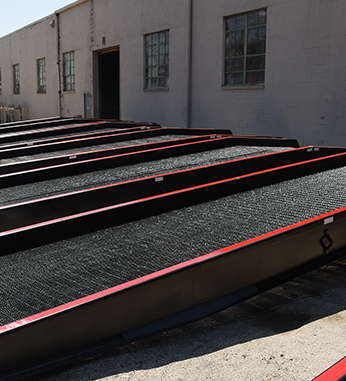 Yard Ramp Rentals – Factory Certified